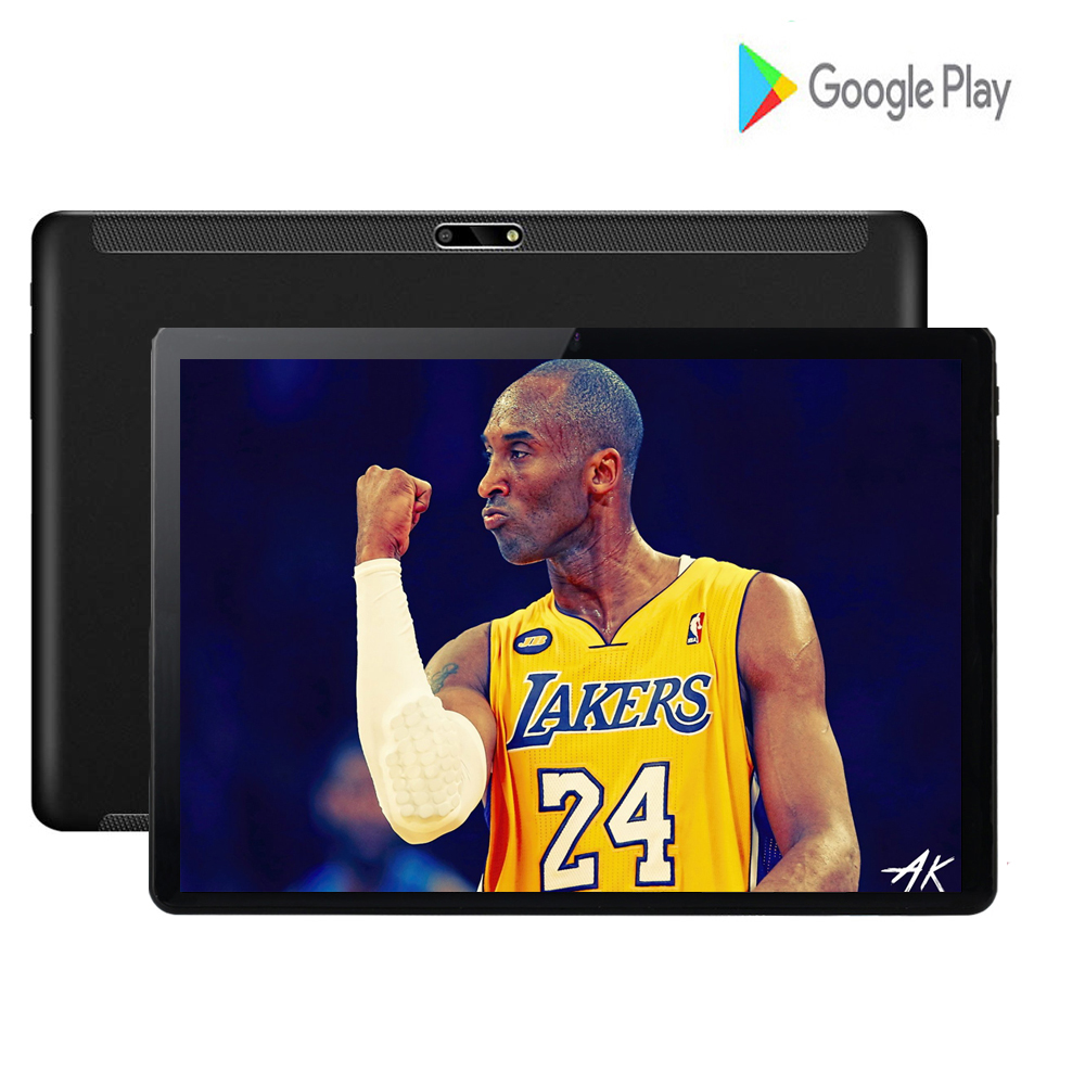 Free Return 2GB RAM 32GB ROM Gaming Tablet Quad Core 10 Inch 8MP 1280x800 Full Screen Dual 2.5D Glass WIFI 3G Phone Unlocked Pad