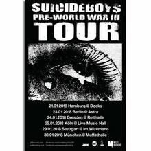 $ UICIDEBOY $ SUICIDEBOYS Rap Hip Hop Music Tour jedwab na tkaninie na ścianę sztuka plakatu naklejka dekoracyjna jasna
