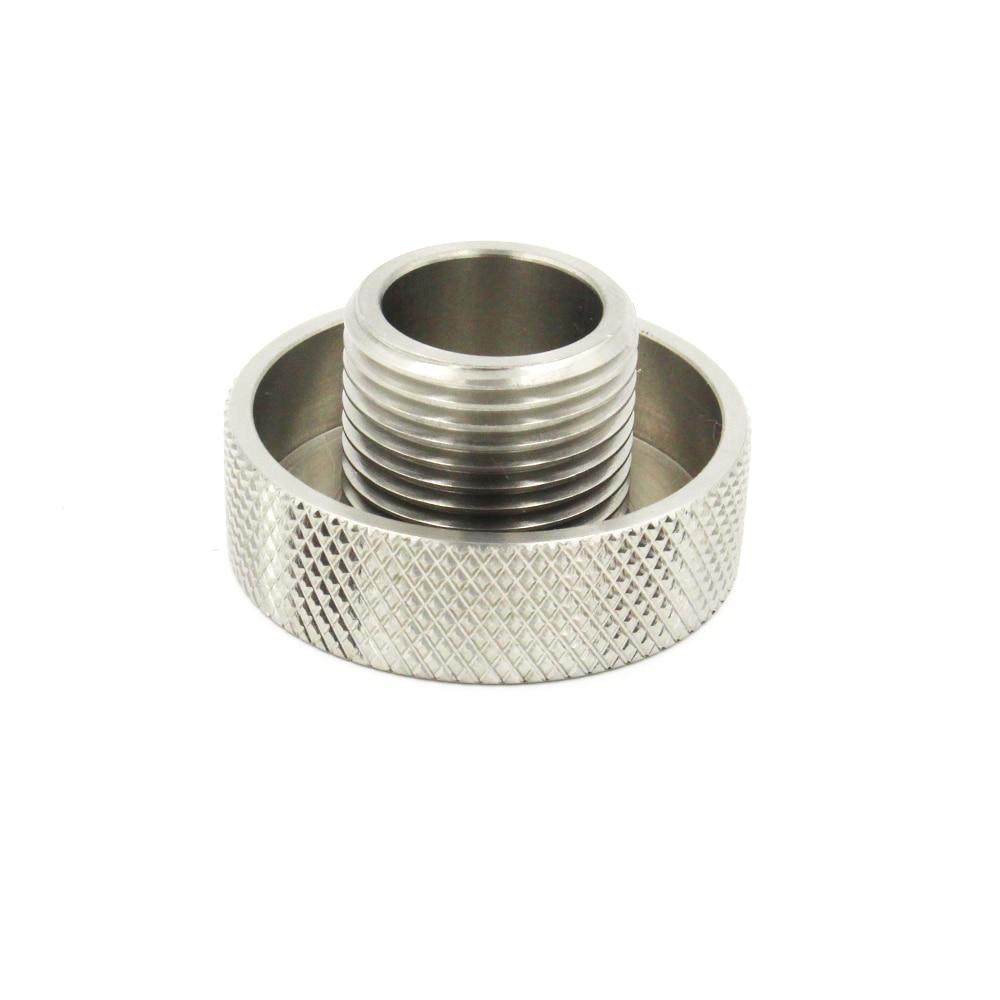 Din Hand Wheel For 300bar DIN Fill Station Stainless Steel Wheels 5/8BSP Thread