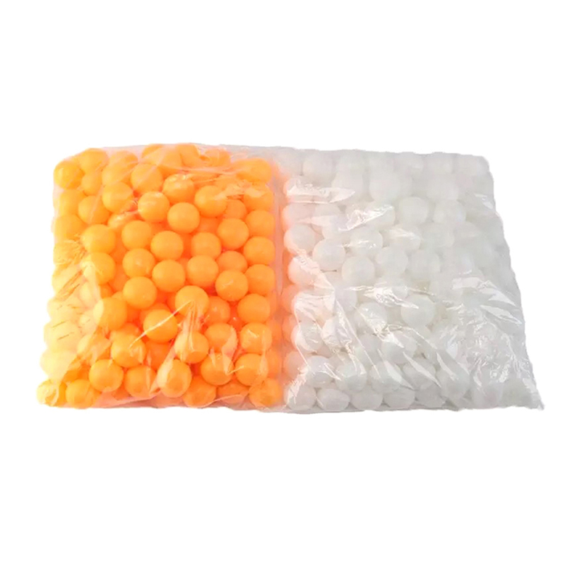 Hot Sale! 100pcs/Bag Professional Table Tennis Ball 40mm Diameter Ping Pong Balls For Competition Training Low Pirce