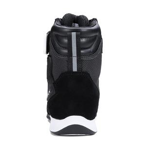 Image 4 - Мотоботы ARCX Botas Moto для мужчин; Обувь для мотокросса; Мотоботы; Ботильоны с регулировкой
