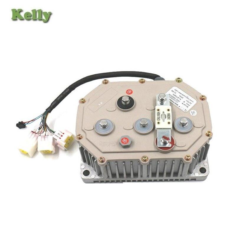Келли контроллер KLS7245H 30V-72V 350A синусоидальный бесщеточный контроллер двигателя для 4000W-5000W BLDC мотор для центрального движения