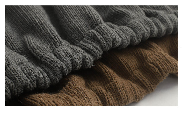 [EAM] Big Size Oversize Knitting Sweater Loose Fit V-Neck Long Batwing Sleeve Women New Fashion Tide Autumn Winter 2019 1B621 39
