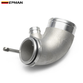 EPMAN Turbo High Flow Inlet Pipe For Golf MK7 GTI Adui S3 A3 Leon MK3 EA888 Tube Performance turbocharger Intake Hose EPCGQ135Z - sale item Auto Replacement Parts