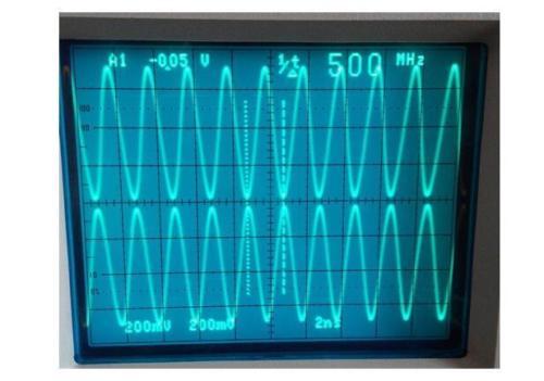 Adf4350 138 mhz sintetizador + pc da