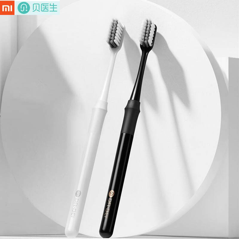 2Colors Xiaomi Mijia Doctor B Toothbrush Mi Bass Method Better Brush Couple Including Travel Box For Mijia Smart Home