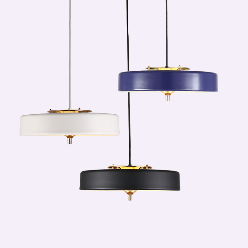Modern LED Pendant Lights Nordic Minimalist Creative Personality Restaurant Bar Entrance Hall Art Single Head Bedside Lamps