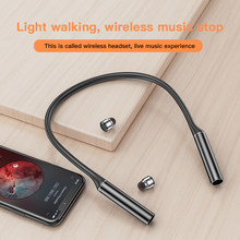 G30 Magnetic Wireless Bluetooth 5.1 Earphone Stereo Sports Waterproof Earbuds In-ear Headset With Mic For Ios Android