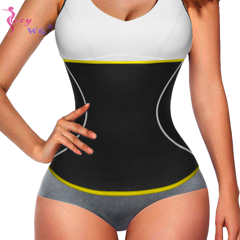 Неопреновый Пояс для талии SEXYWG для женщин, корректор фигуры, сжигание жира, пояс для похудения, потеря веса, коррекция живота, пояс для талии