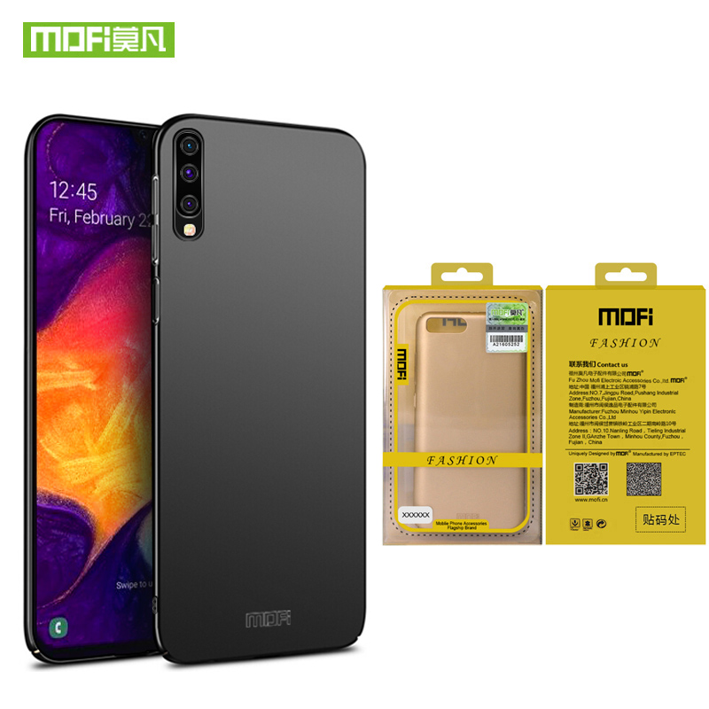 For Samsung Galaxy A50 Galaxy A50S case original back cover hard PC full protective phone case MOFi case cover For Galaxy A30S image