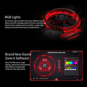 Image 2 - カラフルな GeForce rtx 2080 スーパーグラフィックカード高度な OC GPU GDDR6 8 グラム iGame ビデオカード Nvidia のキーオーバークロック RGB ライト