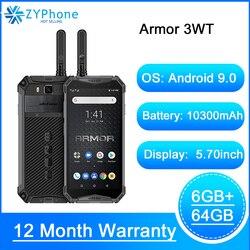 Смартфон Ulefone Armor 3WT, IP68, 10300 мАч, 5,7 дюйма, 6 + 64 ГБ, helio P70, Android