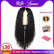 Human-Hair-Wigs Hair-Pre-Plucked Curly Bleached Knots Lace-Front Remy Natural-Color Baby