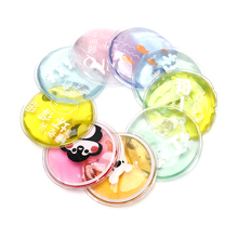 Hand-Warmer Hot-Water-Bags Filled Belly-Treasure Transparent Portable Cartoon Explosion-Proof