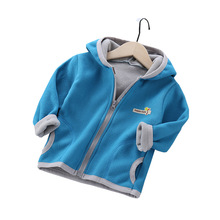 2-13Year Kids Coats Children Jackets Baby Boy Girl Happy Clothing Jackets Coats Snowsuit Tops Outerwear fashion boy s letter printed pattern coats children s water repellent windproof softshell jackets tops