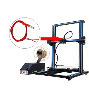 Image 5 - Aquecedor de cartucho 12 v 40 w para impressora 3d mendel aquecedor tubo creality ender 3/3pro Cr 10 Cr 10S s4 s5 (pacote de 3)