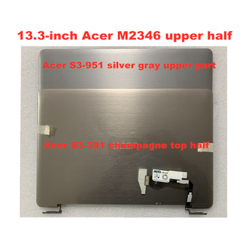 цены Free Shipping 13.3-inch For Acer S3-391 S3-951 MS2346 matrix LCD Screen Display B133XTF01.1 B133XW03 V3 Laptop lcd assembly