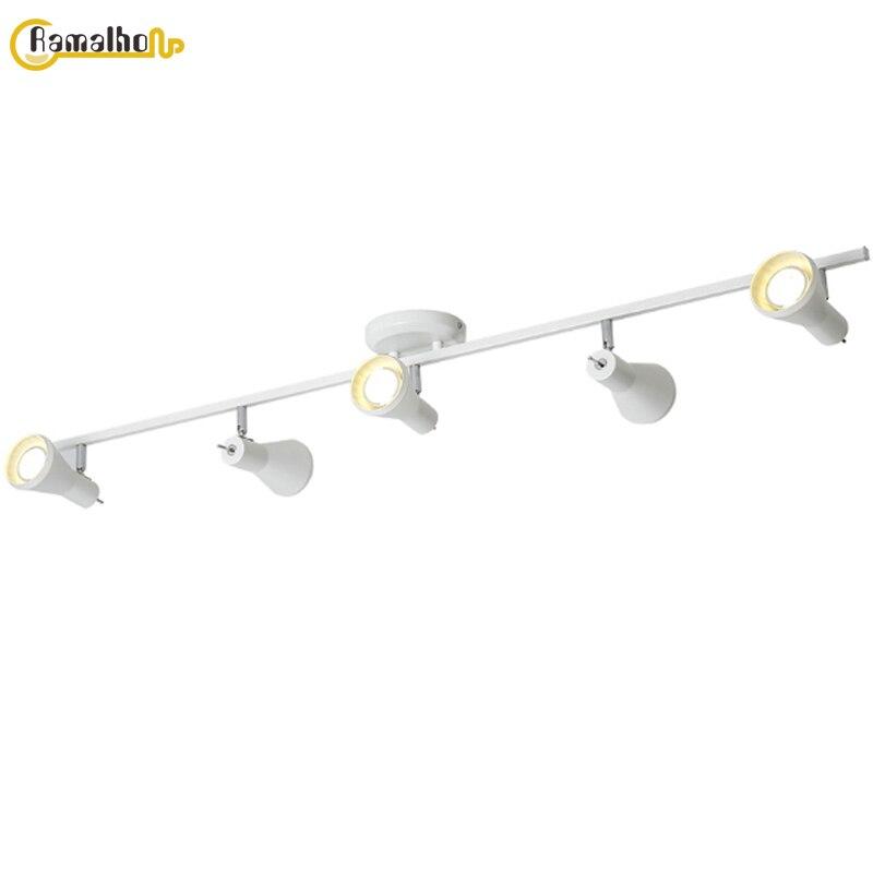 Промышленный ветровой прожектор потолочное освещение приспособление одежда прожектор для магазина спальни лампы украшения дома