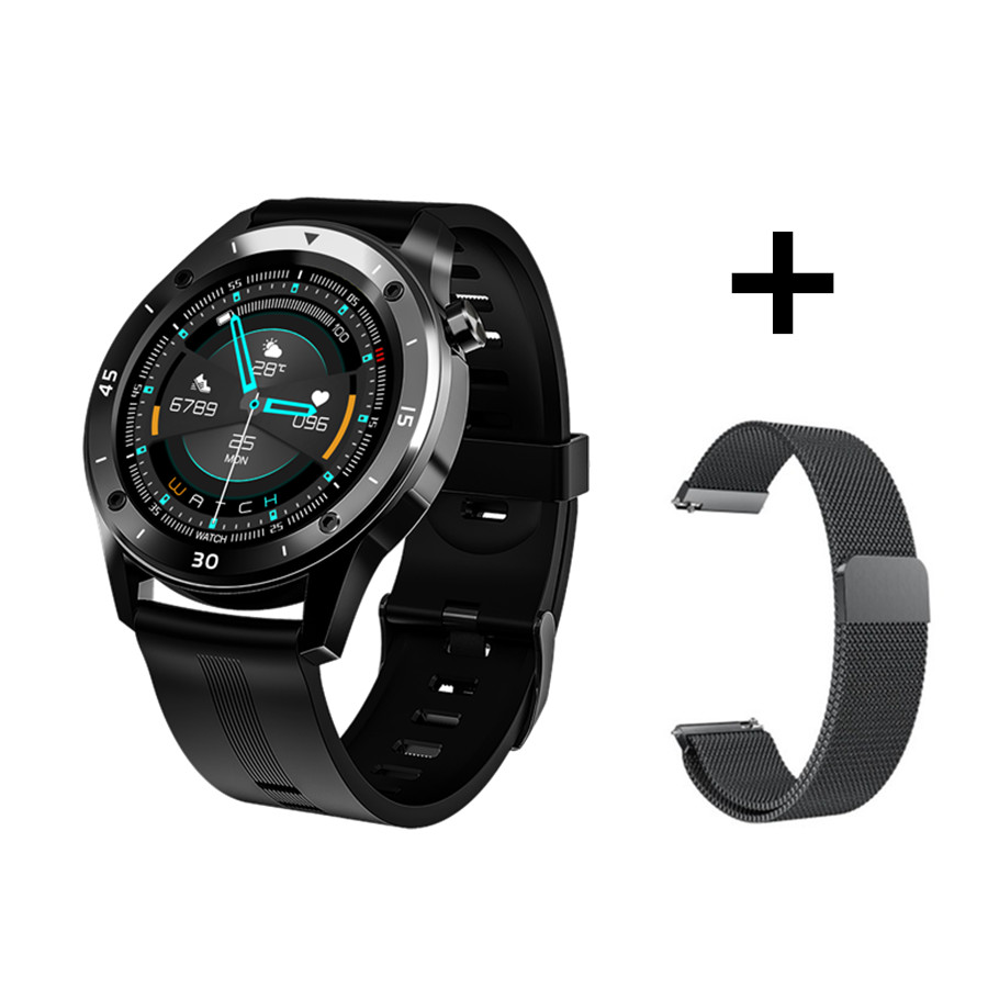CZJW F22S Sport Smart Watches for man woman 2020 gift intelligent smartwatch fitness tracker bracelet blood pressure android ios 13