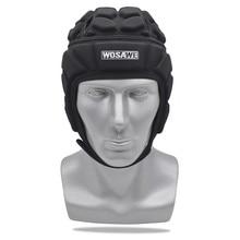 Professional Helmet - Soft Padded Headgear - Rugby, Flag Football, Soccer -