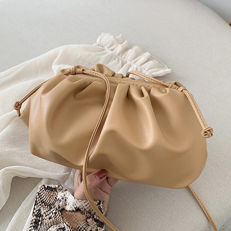 Handbags Women Purses Messenger-Bag Chic Shoulder Hobos Cross-Body Design Fashion High-Quality