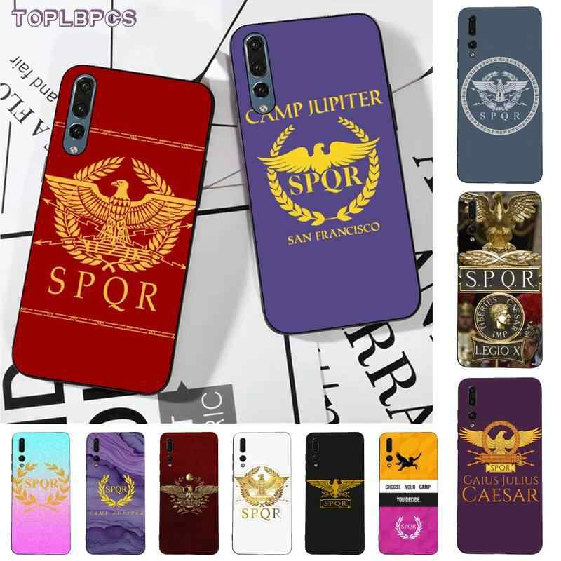 coque iphone 8 spqr