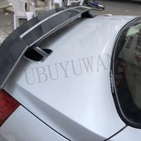 For Hyundai Elantra Spoiler 2003 2008 ABS Plastic Rear Roof Spoiler Wing Trunk Lip Boot Cover Car Styling