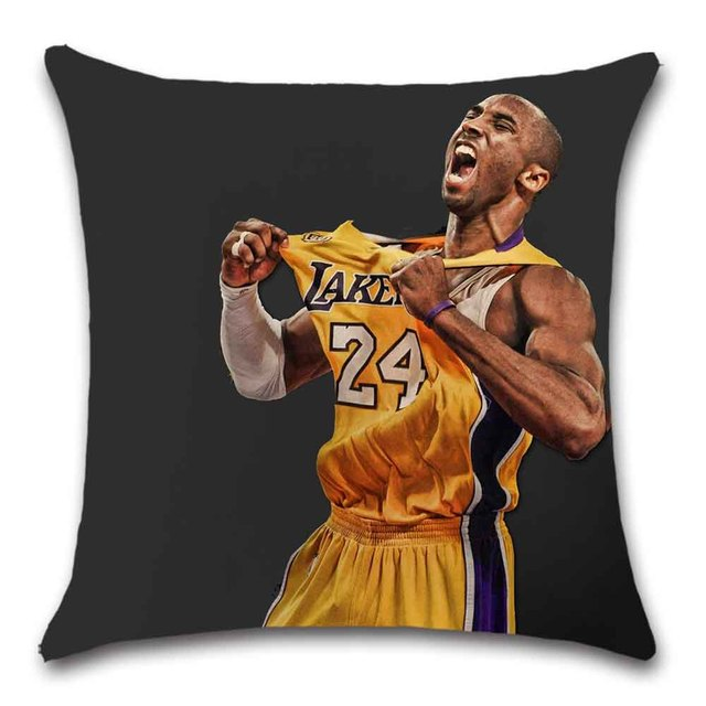 Lakers Cushion Covers 6