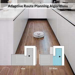 Image 3 - Roborock s50 s55 Xiaomi aspirateur 2 pour la maison nettoyage intelligent nettoyage humide tapis poussière balayage mi Robot Rob