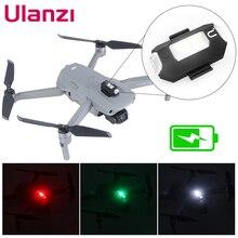 Ulanzi DR-02 Строб Дрон светильник совместимый для DJI Mavic AIR/AIR 2/Pro Inspire 2 Pro и т. д. 3 цвета регулируемый анти-столкновения светильник
