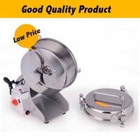 1000G Big Capacity Commercial Medical Powder Machine Electric Coffee Grinder Cereal Mill Flour Powder Machine