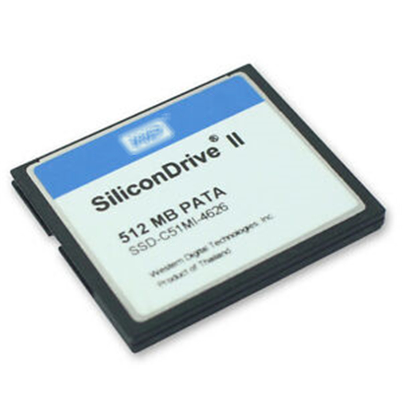 SiliconDrive 256MB 512MB 1GB 2GB 4GB 8GB PATA CompactFlash CF Compact Flash Memory Card SSD