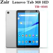 Protector de pantalla de vidrio templado para tableta Lenovo Tab M8 8,0 2019 TB-8505 TB-8505F TB-8505X, película protectora de vidrio 9H