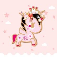 Blind-Box Surprise Sakura Tokidoki Unicorn Gift for Children Birthday-Gift Exclusive