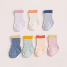 Baby Socks Newborn Boy Clothes-Accessories Spring Infant Girls Cotton Autumn for Toddler