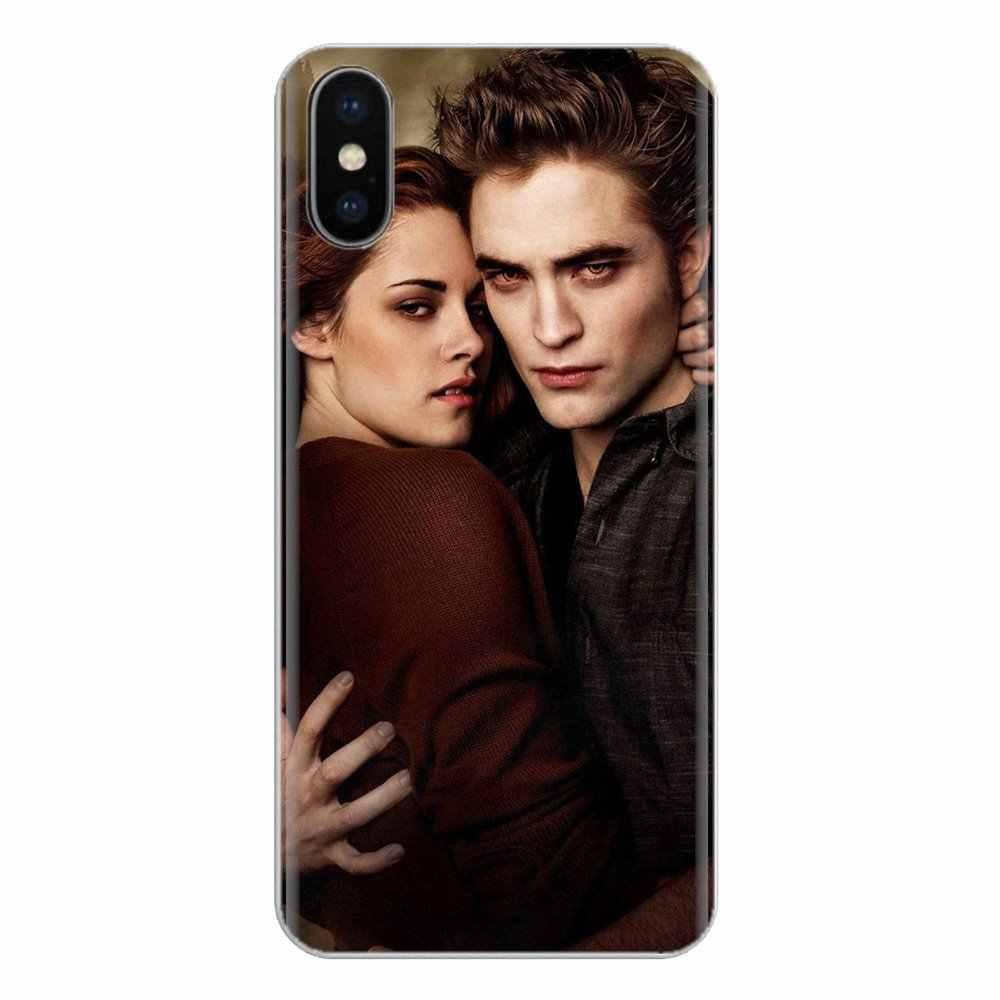 Силиконовый чехол для телефона Twilight Saga Breaking Dawn Huawei G7 G8 P7 P8 P9 P10 P20 P30 Lite Mini Pro P Smart Plus