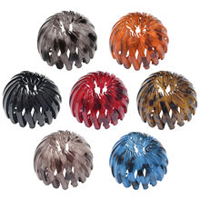 2 pçs do vintage geométrico retrátil cabelo loops vintage geométrico retrátil cabelo loops leopardo impressão penteado bandana