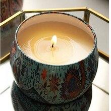 Ароматические свечи, подарочный набор, натуральная соевая ароматерапия воском, набор свечей, модный досуг, практичный, прочный, индивидуальный