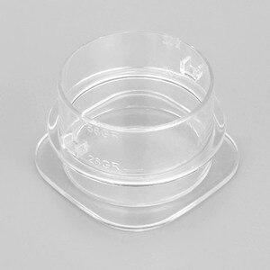 Image 2 - 5 カップステンレス鋼ブレンダー瓶セットフリップトップ蓋抽出ブレード 2 フィットガスケットオスターのためのフィット