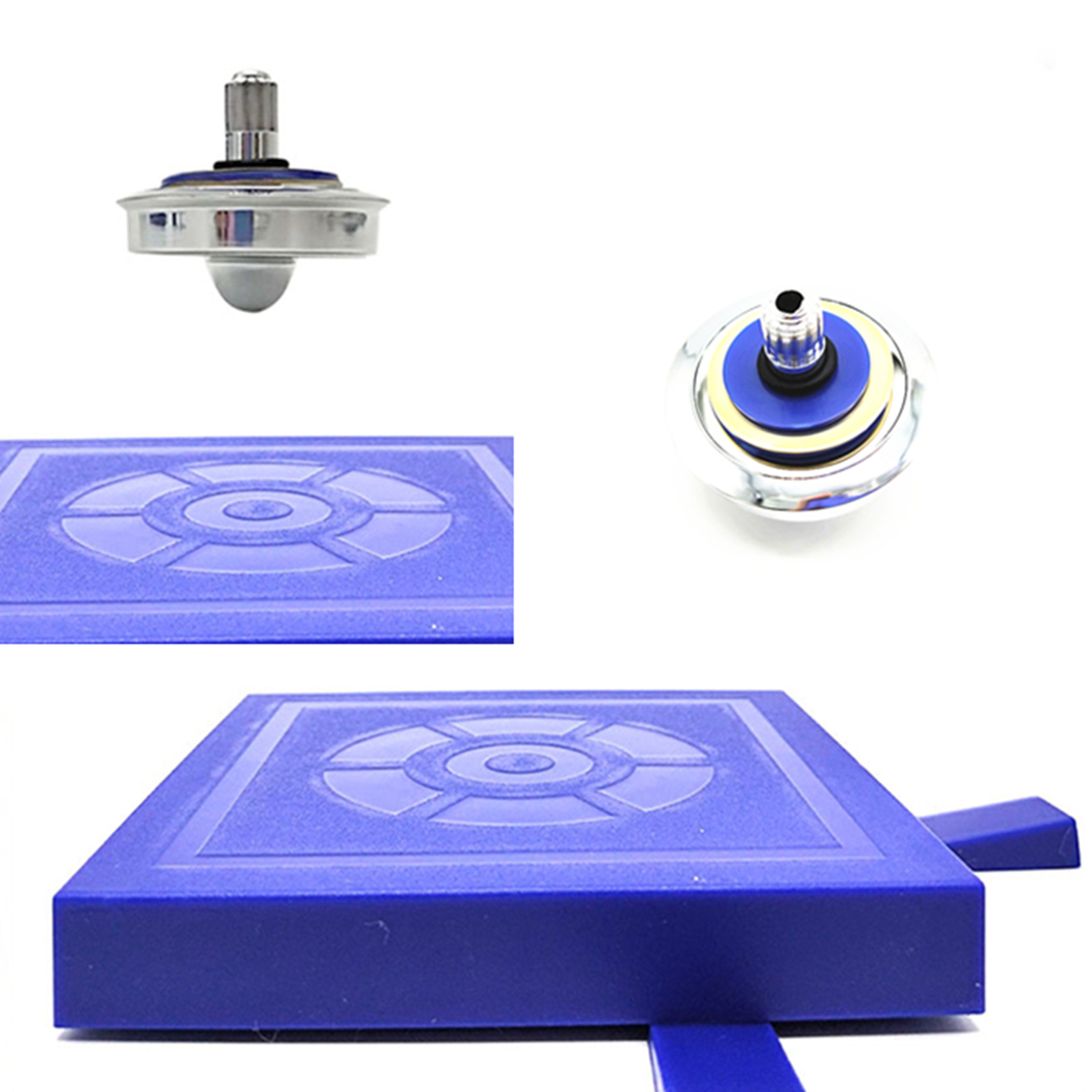 NewUFO Magnetic Suspension Gyro Magnetic Anti-Gravity Flying Saucer Toy
