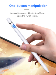 Image 4 - Universal Stylus Touch Pen for iPad Tablet Moblie Phone Capacitive Screen Stylus Pen for iPhone Huawei Xiaomi Tablets Chargable