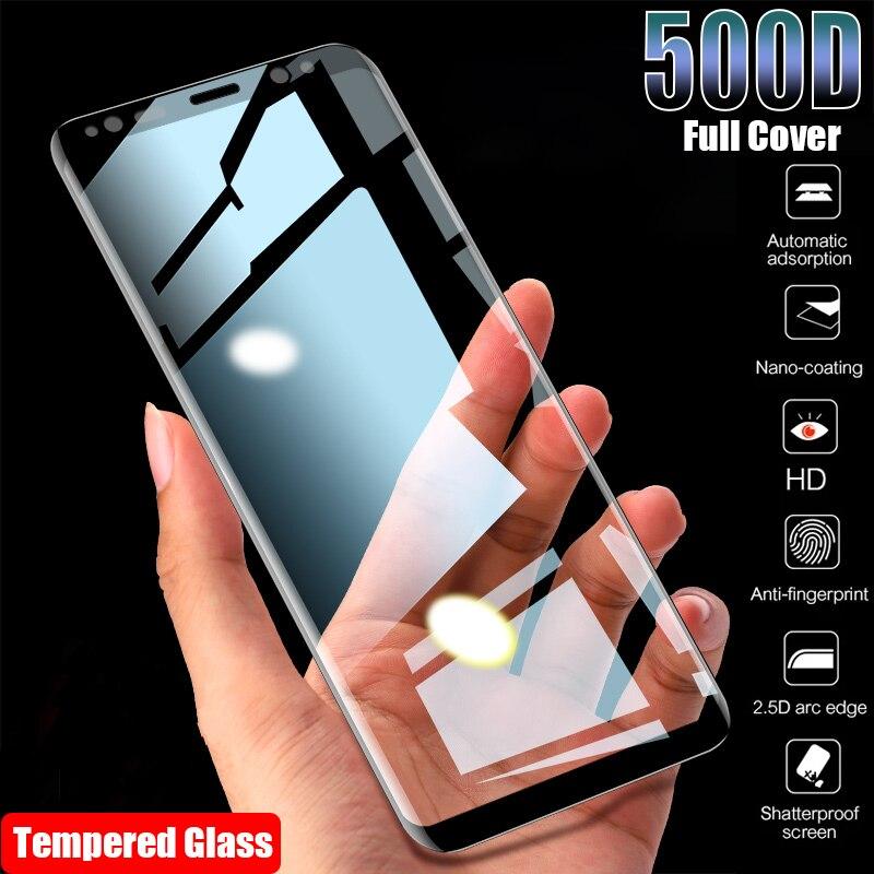 Закаленное стекло для Samsung S10 Plus, защита экрана S8 S9 5G E, стекло S20 S21 Ultra Note 8 9 10 20, защита S 8 9 10 Note8 9 10