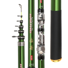 Newly 1 Pcs Fishing Rod Pole Telescopic Ceramics Guided Ring Portable for Anglers Lake SD669