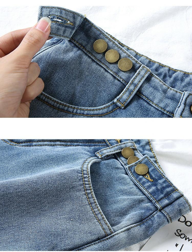 LIBERJOG Woman Jeans Velvet Thickening Harem Pants Loose Mid Waist Wide Leg Ankle Length Winter Thin Pants