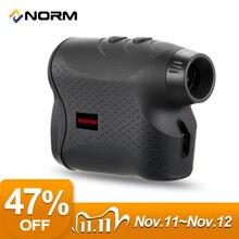 NORM télémètre Laser NORM 600m 900m 1200m 1500m Pinseeker, dispositif de Golf