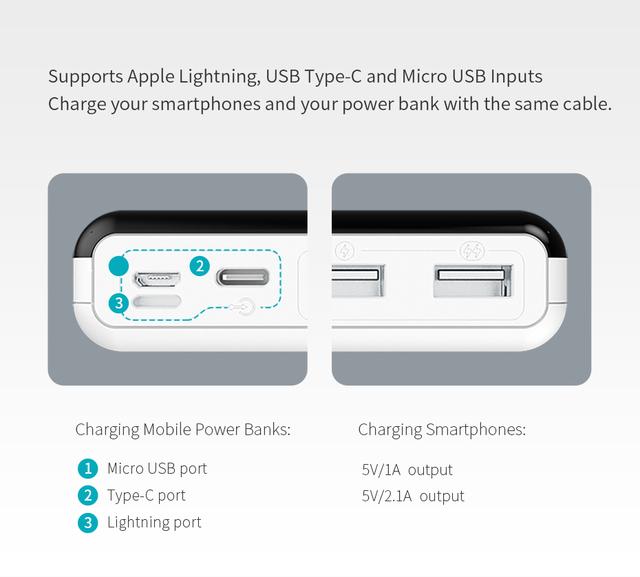 20000mAh ROMOSS LT20 Power Bank Dual powerbank usb bateria zewnętrzna z wyświetlaczem LED szybka przenośna ładowarka do Xiaomi dla iPhone tanie i dobre opinie Bateria litowo-polimerowa Rok wybudowania kable Cyfrowy wyświetlacz Podwójny USB Micro Usb Do tabletu Do smartfona Z tworzywa sztucznego