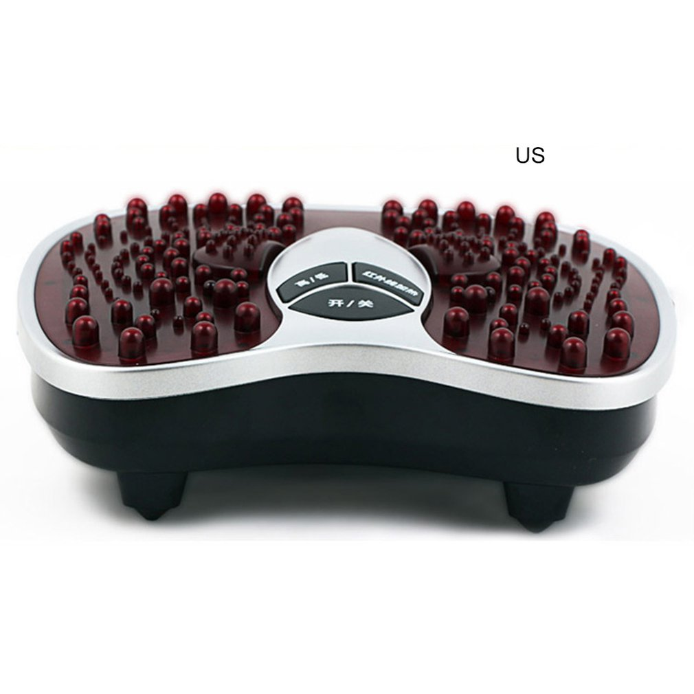 Multifunctional Antistress Therapy Rollers Foot Legs Arms Massager Vibrator Foot Massage Machine Foot Care Device