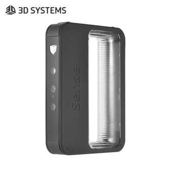 3D Systems Sense 2 Handheld 3D Scanner High Precision USB Connection for Design Research Crafts Processing Scan Items and Human - DISCOUNT ITEM  28 OFF Computer & Office