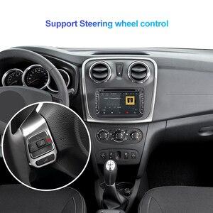 Image 4 - Isudar 1 Din Auto Radio Android 10 For Dacia/Sandero/Duster/Renault/Captur/Lada/Xray 2/Logan 2 Car Multimedia Player GPS DSP DVR