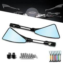 цена на Motorcycle CNC Aluminum Rear View Rearview Mirrors Side Mirror For SUZUKI GSR600 GSR 600 2006-2011 2007 2008 2009 2010 2007 2008